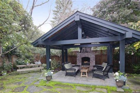 Wonderful Concept Of Outdoor Pavilion Plan With Nice View | wonderful concept of outdoor pavilion plan with nice view