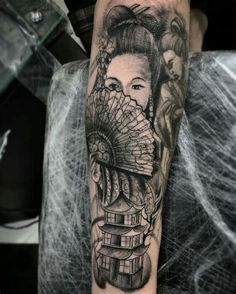 tattoo geisha na perna 1 176 sess 227 o gueixa tatuagem do parceiro vin 237 cius tattoo