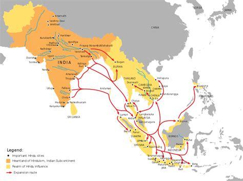 indianizzazione del sud est asiatico wikipedia
