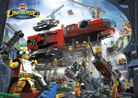 Lego Universe lego universe goes free to play mmo bomb