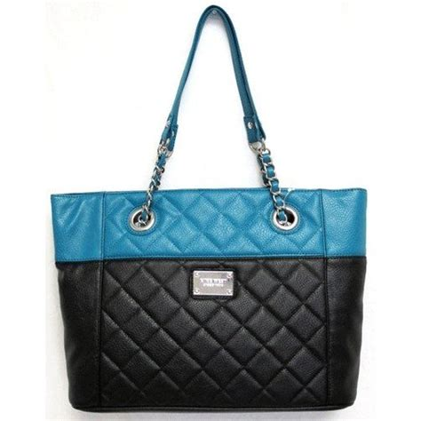 Nine West Quilted Tote by Handbags Bags Nine West Quilted Tote Teal Was Sold