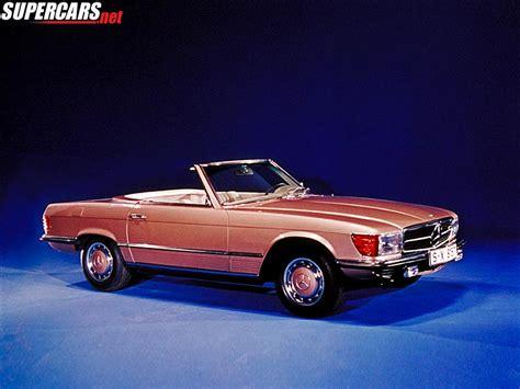 1971 1980 mercedes 450 sl review supercars net