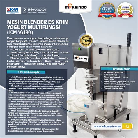 Blender Multifungsi mesin blender es krim yogurt multifungsi toko mesin