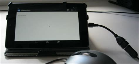 Mouse Otg android tab mobile touchscreen not working use this alternative gsm forum