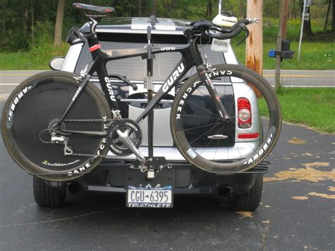 Bike Racks For Mini Cooper by Bike Rack For Mini Cooper