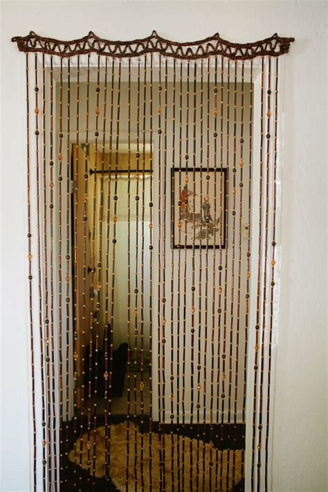 modern beaded curtains get a glimpse of the beaded door curtains home and textiles