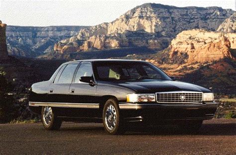 cadillac deville review