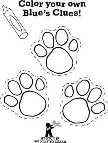 paw print coloring pages chuckbutt