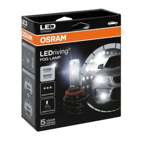 Led Osram Fog L H8 H11 H16 12 Volt ledriving fog l h8 h11 h16 led fog lights osram