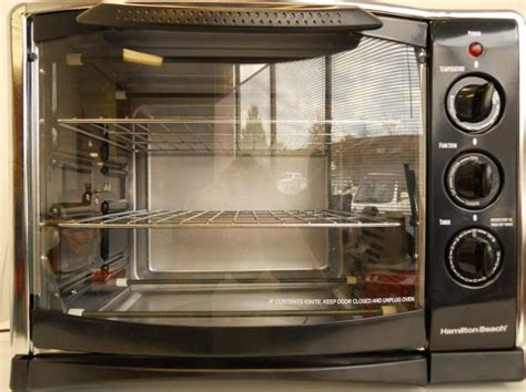 Hamilton 31197 Countertop Oven With Convection And Rotisserie by Hamilton 31197 Countertop Oven With Convection And