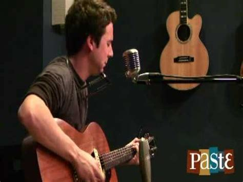 joe pug how you are joe pug quot how you are quot live at paste magazine