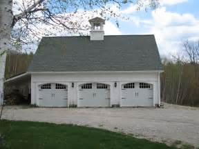 24x36 Pole Barn Three Car Barn Yankee Barn Homes
