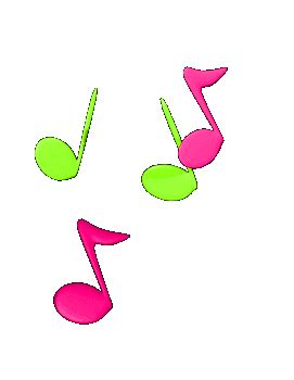 animated music notes gif images