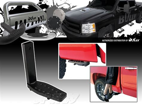 truck bed step bully truck bed side step for chevy dodge ford f150 f250