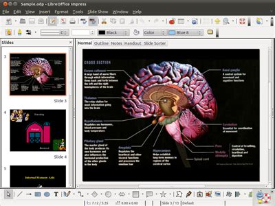 templates for libreoffice presentation free alternatives to powerpoint download