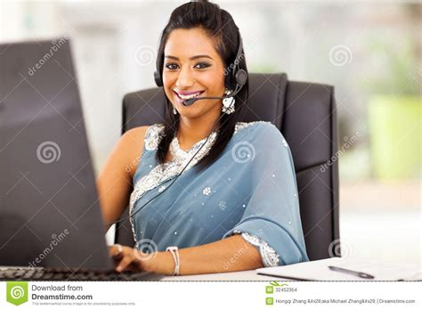 house beautiful customer service indian customer service stock images image 32452354