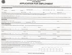 best photos of printable blank application for employment
