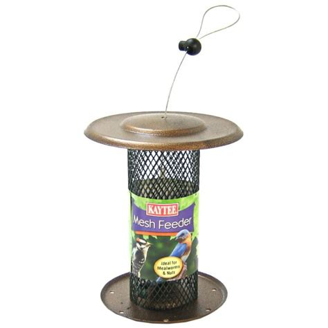 kaytee kaytee mesh feeder for wild birds bird feeders