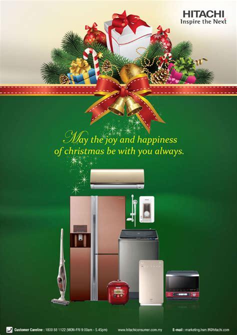 hitachi christmas chinese  year promotions malaysia hitachi home appliances