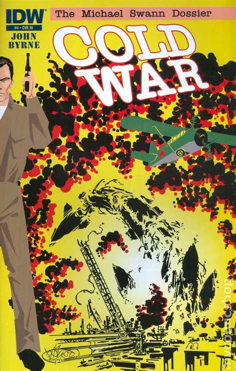 Comic Books In Wars X cold war 2011 idw comic books