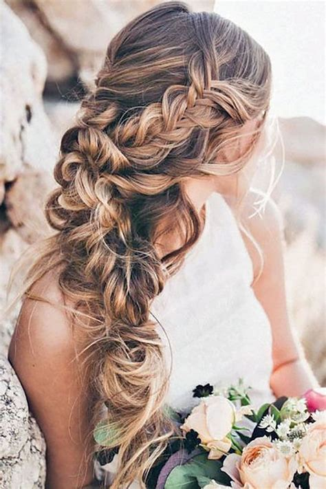 25 best ideas about easy wedding hairstyles on