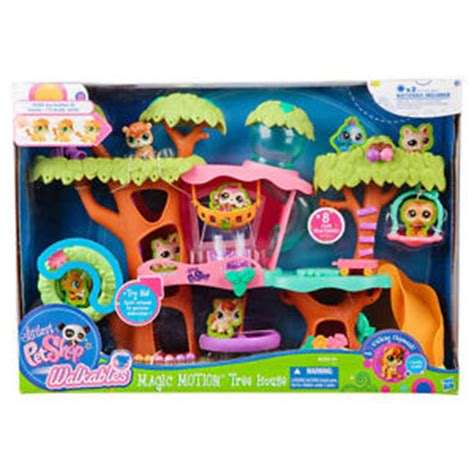 littlest pet shop house littlest pet shop tree house brand new in box ebay