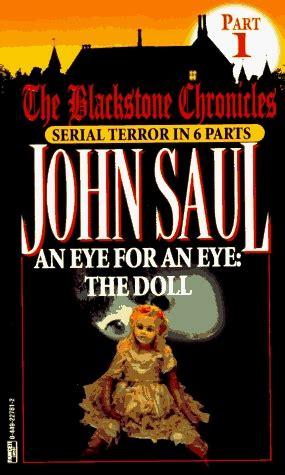 The Blackstone Chronicles an eye for an eye the doll blackstone chronicles 1 by