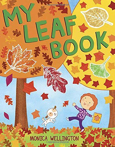 leaves fall down printable book printable botany projects for kids and learning leaf