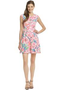 painted pansy dress by lilly pulitzer for 94 rent the