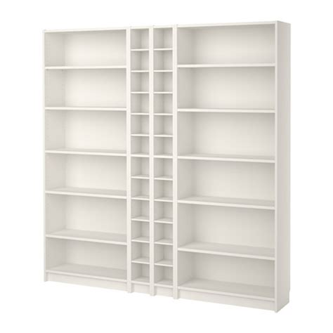 billy gnedby bookcase white 78 3 4x79 1 2x11 quot ikea