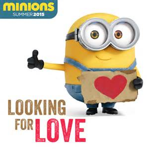 cute minions love quotes for valentines day