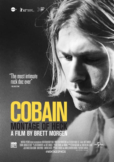 film dokumenter kurt cobain 2015 review kurt cobain montage of heck