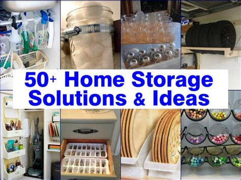 home storage ideas 50 home storage solutions ideas