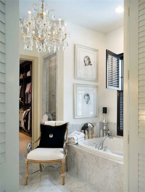 classy bathrooms elegant black and white bathroom dream home pinterest
