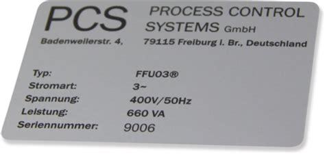 Aufkleber Drucken Lassen Nach Vorlage by Industrielle Typenschilder Drucken Aufkleber Produktion De