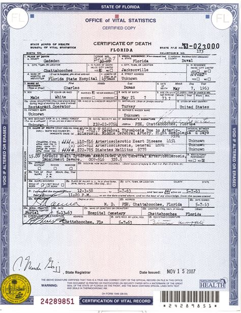 State Of Florida Birth Records Best Photos Of Florida Certificate Florida