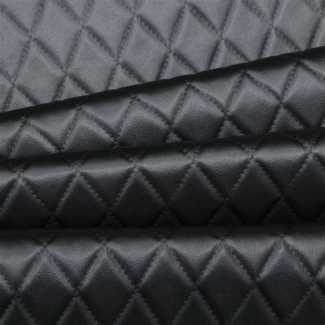 Upholstery Fabric Cars by Faux Leather Stitch Embossed Padded Car Upholstery