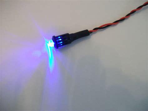 Fake Alarm Car Caravan Flashing Blue Led 12v Ebay Blue Led Lights 12v