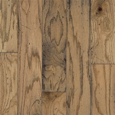 homedpot engireed 5 engireed wood bruce take home sle distressed oak toast engineered hardwood flooring 5 in x 7 in br