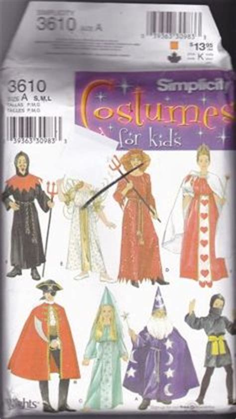 ninja costume pattern simplicity simplicity 8288 pattern uncut adult s m l costume clown