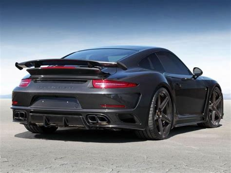 Porsche Carbon by Porsche 911 Turbo And Turbo S Full Carbon Fiber Body By