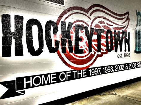 Red Wings Giveaway Schedule - red wings announce promotional schedule for 2014 15 season