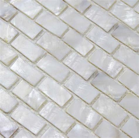 bathroom tile liners mother of pearl tile shower liner wall backsplash white
