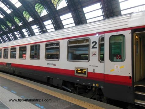 carrozze frecciabianca travelling by in italy tips 4 italian trips