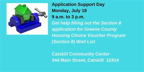 section 8 open waiting lists media release rupco opens greene county housing choice