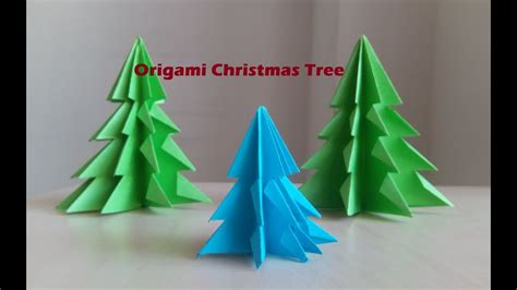 Tree Origami - origami tree how to make origami paper tree origami