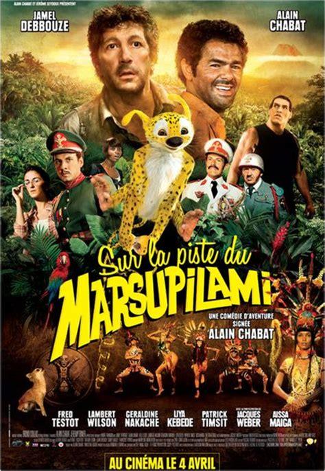 resume film kiamat 2012 sur la piste du marsupilami affiche et r 233 sum 233 du film