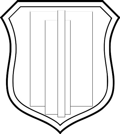 free shield template blank family crest template cliparts co