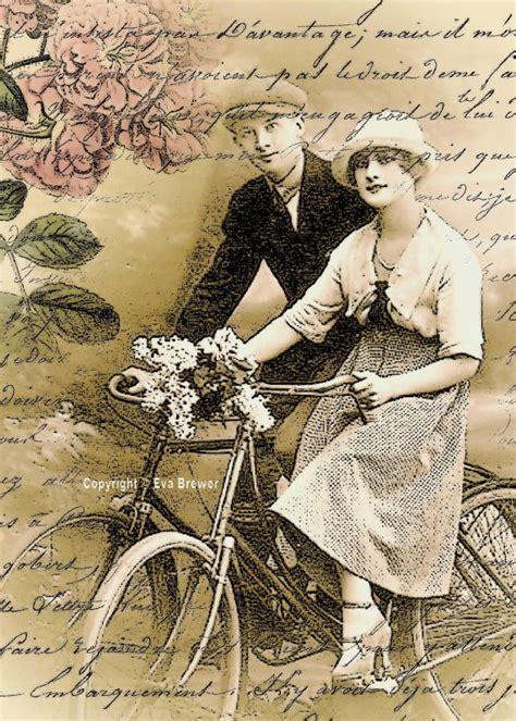 imagenes vintage de parejas vintage collage decoupage pinterest amor laminas y