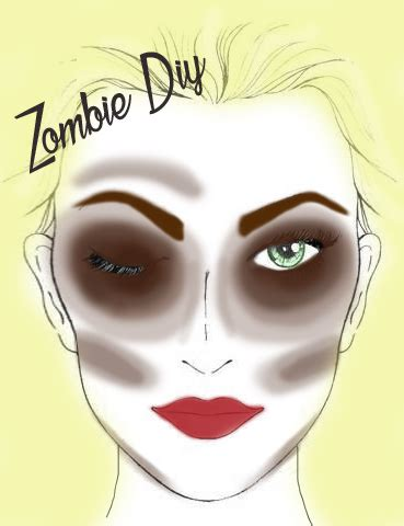easy undead halloween diy costumes & make up | now thats